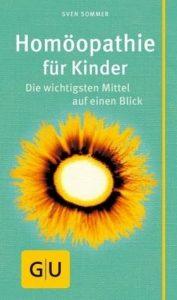 Buchcover: Homöopathie für Kinder von Sven Sommer