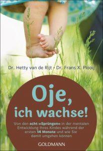 Buchcover: Oje, ich wachse! von Hetty van de Rijt und Frans X. Plooij