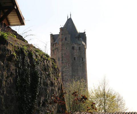 Turm in Fritzlar